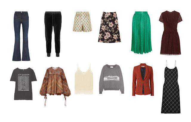 Акцентные вещи гардероба