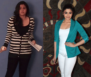 Pictures of Alia Bhatt Before Student of the Year