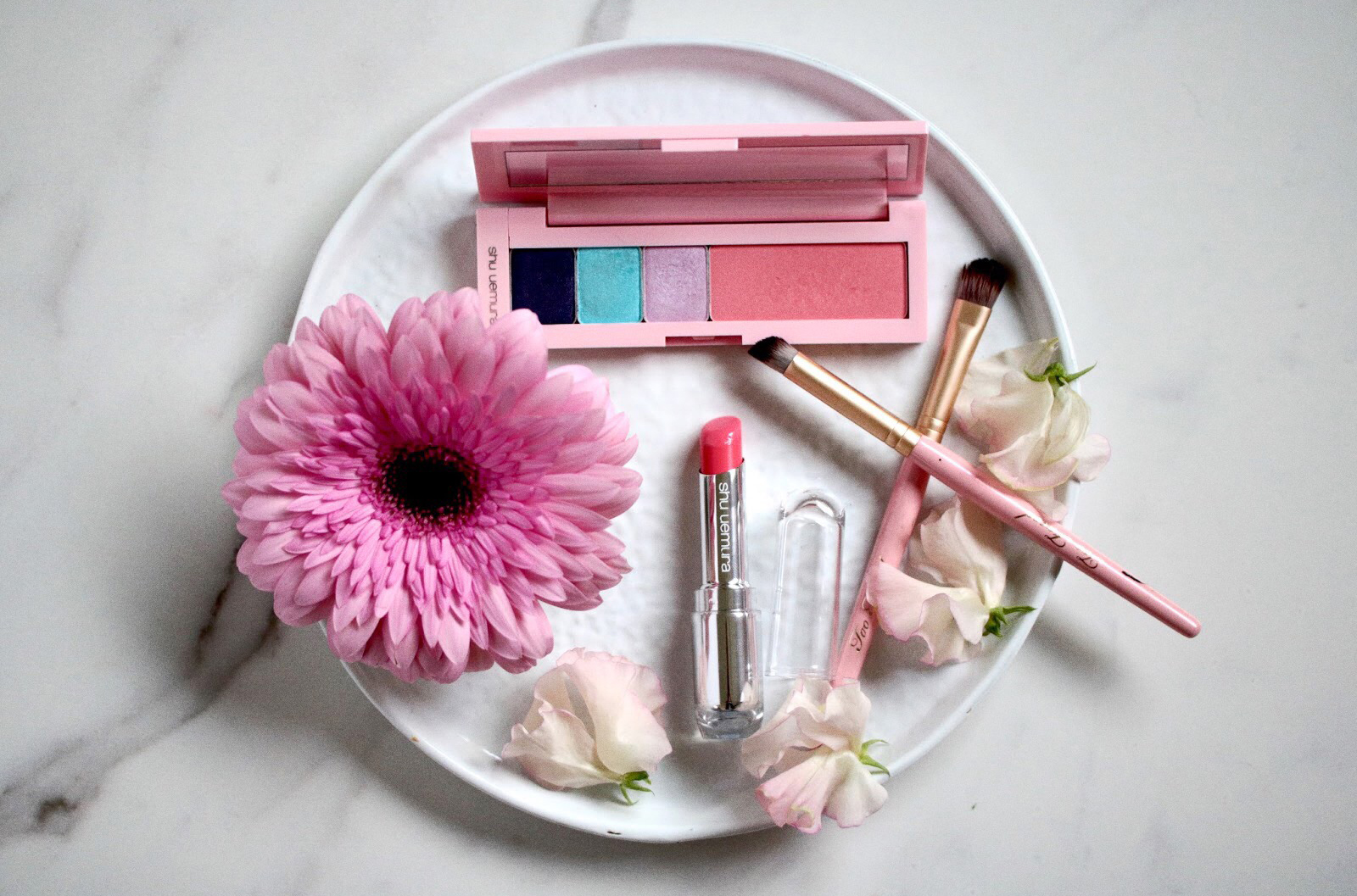 shu uemura play date maquillage make up spring printemps 217 swatches