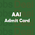 AAI Junior Assistant Admit Card 2017 – AAI JA Call Letter/ Exam Date
