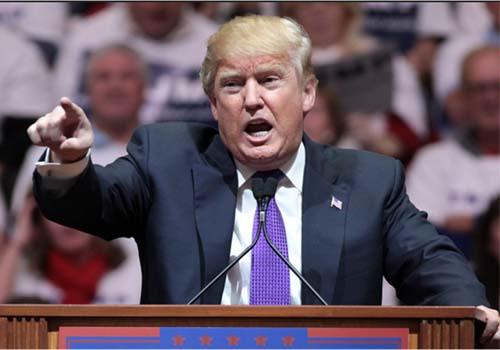 Donald Trump sempat mengusulkan penghentian sementara imigrasi Muslim ke Amerika Serikat Mengenal sosok Donald Trump, Presiden Amerika Serikat