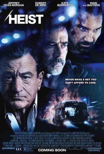 Heist 2015 English Full Movie
