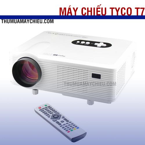 Máy chiếu giá rẻ Tyco T7 tại TpHCM