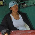Andrea Rincon, Selena Spice Galeria 33: Gorra Azul, Cachetero Azul Foto 2