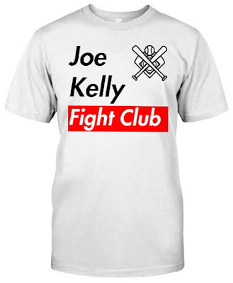Joe Kelly Fight Club Shirt T Shirt
