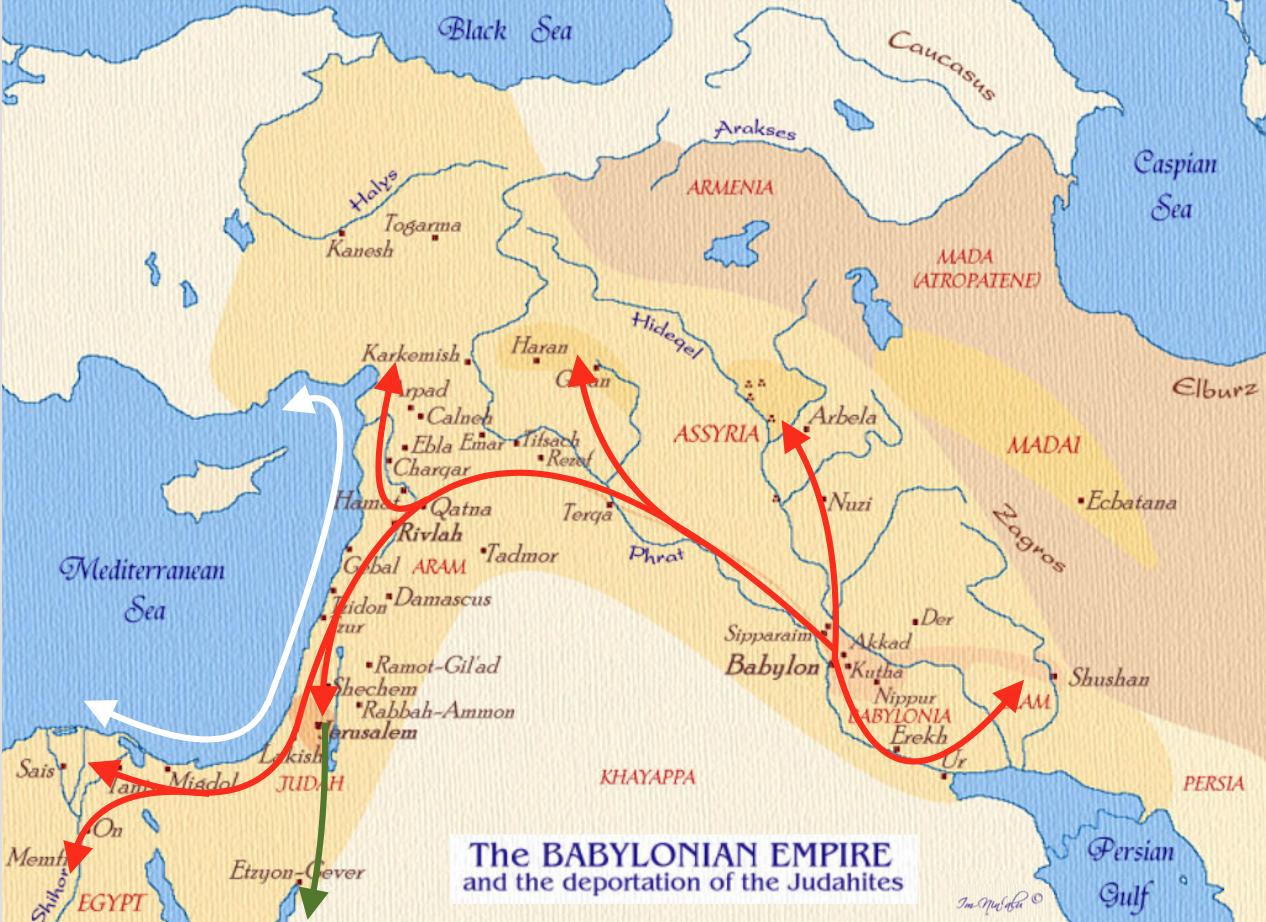 NephiCode: How Did Mulek Escape Jerusalem? – Part I