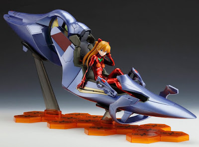 Figura Asuka Langley Shikinami Entry Plug Interior Renewal Ver. Rebuild of Evengelion