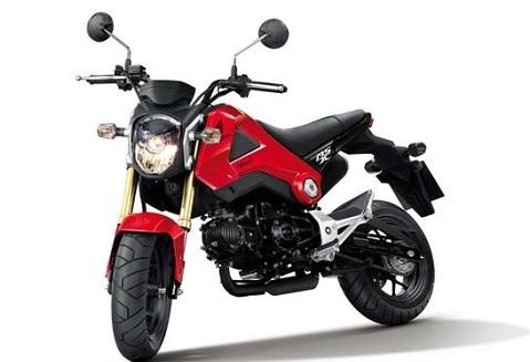 Harga dan Spesifikasi Honda MSX 125