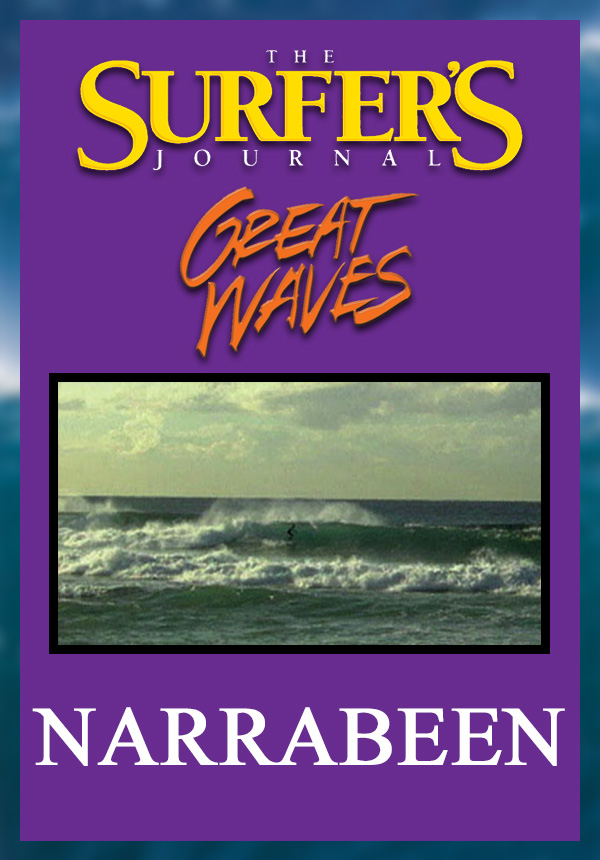 The Surfer's Journal - Great Waves - Narrabeen (1998)