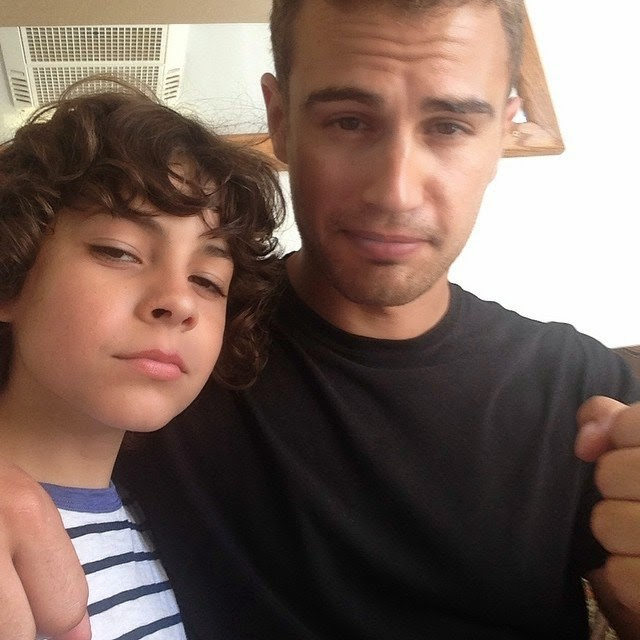 the divergent life emjay anthony shares insurgent cast