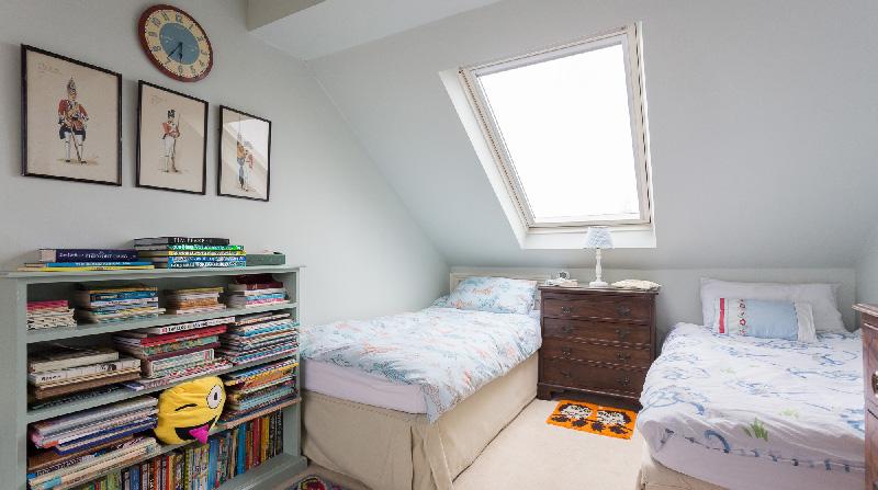 Dormire nelle case più belle di Londra autentico stile country in città camera