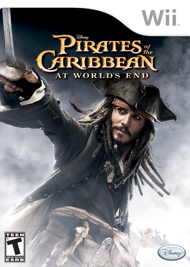 pi - Pirates Of The Caribbean At Worlds End