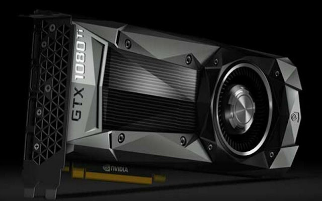 VGA Terbaik untuk Mining - NVIDIA Geforce GTX 1080 Ti