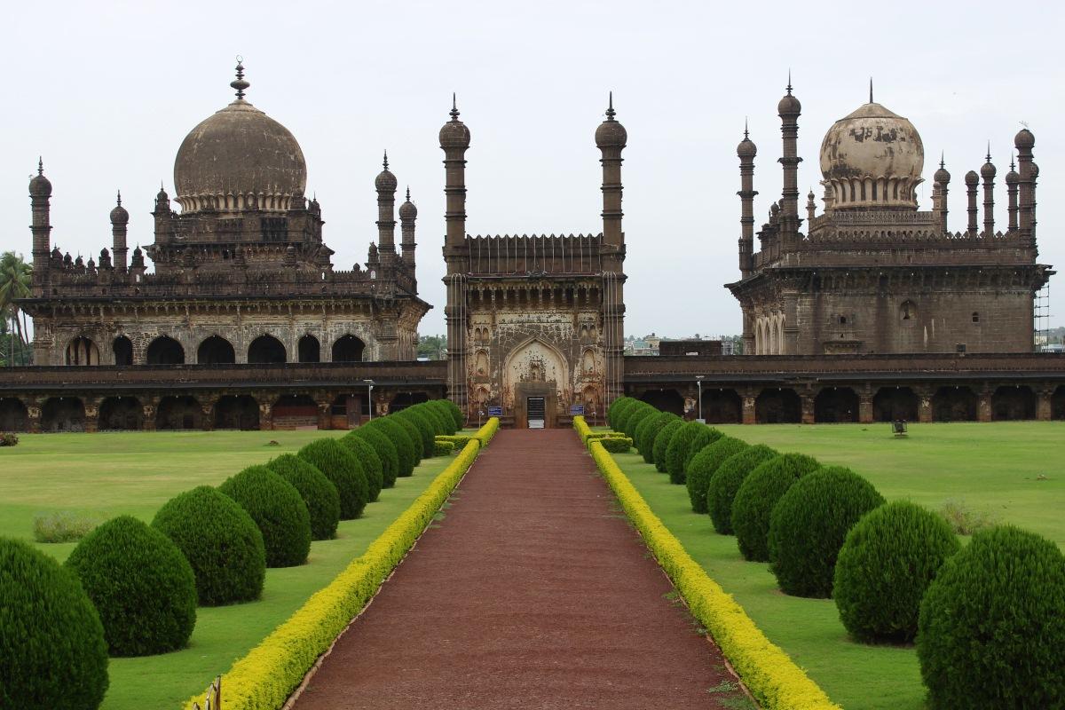 Journeys Across Karnataka Ibrahim Rauza Bijapur
