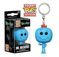 Pocket Pop! Keychain Mr Meeseeks