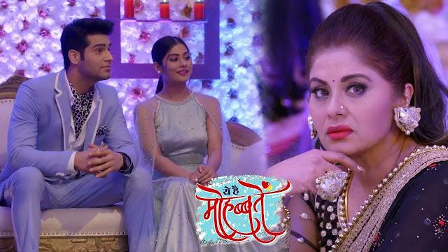 Aliya's love and care for Adi shocks Rohan in Yeh Hai Mohabbatein