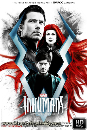 Inhumans Temporada 1 [1080p] [Latino-Ingles] [MEGA]