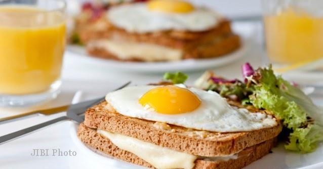 Makanan Sehat Untuk Diet Dengan Roti Gandum