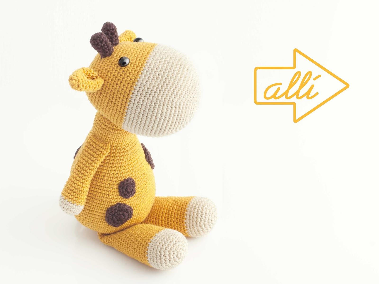Mis PequiCosas: Jiji la jirafa...