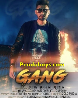 Gang Sipa Behalpuria Download punjabi mp3 Full Song