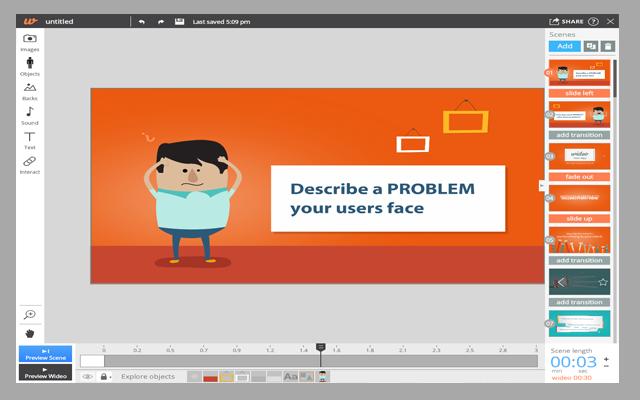 كيفية انشاء فيديو ترويجي