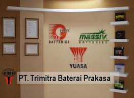 Info Lowongan Kerja Via EMAIL Jakarta PT Trimitra Baterai Prakasa