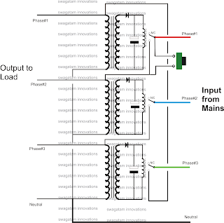 Make this Simple Single Phasing Prevention Circuit   wiring radar