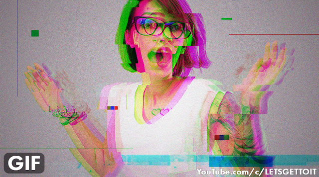 How to Make Awesome GIF Animated Glitches in Photoshop