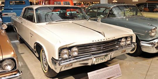 Oldsmobile 98 RI 1
