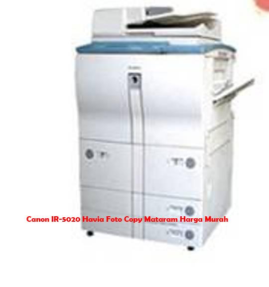 Canon Image Runner 5020 Havia Fotocopy Mataram Dijual Murah
