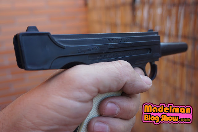 """Pistola de Juguete """"Chito 88""""  AUTOMATIC 300 de Ruymhere 14"""