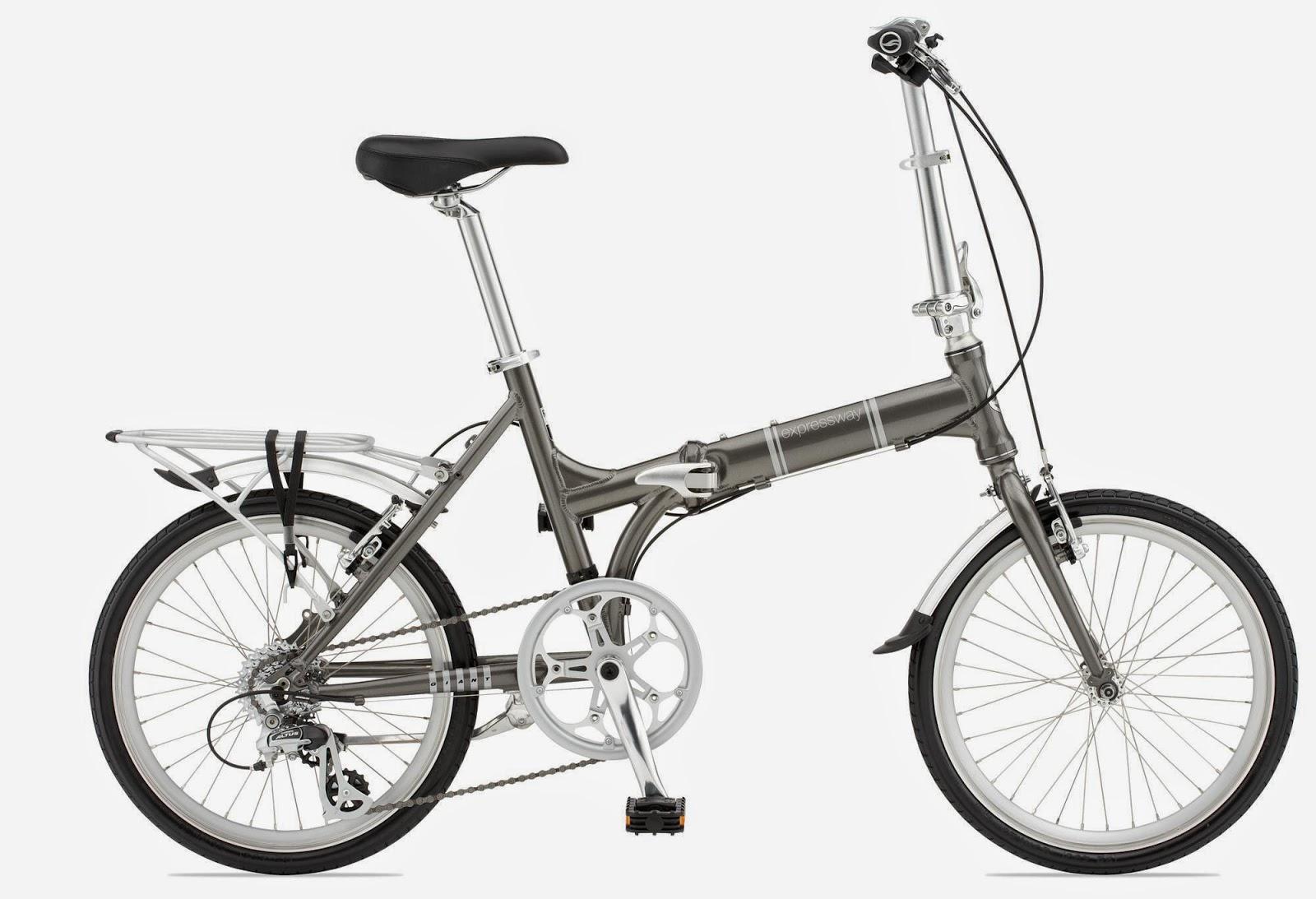 Bisiklet Özgürlüktür: GİANT EXPRESSWAY-1 KATLANABİLİR