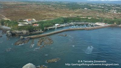 Vila Nova de Milfontes - Porto de Abrigo