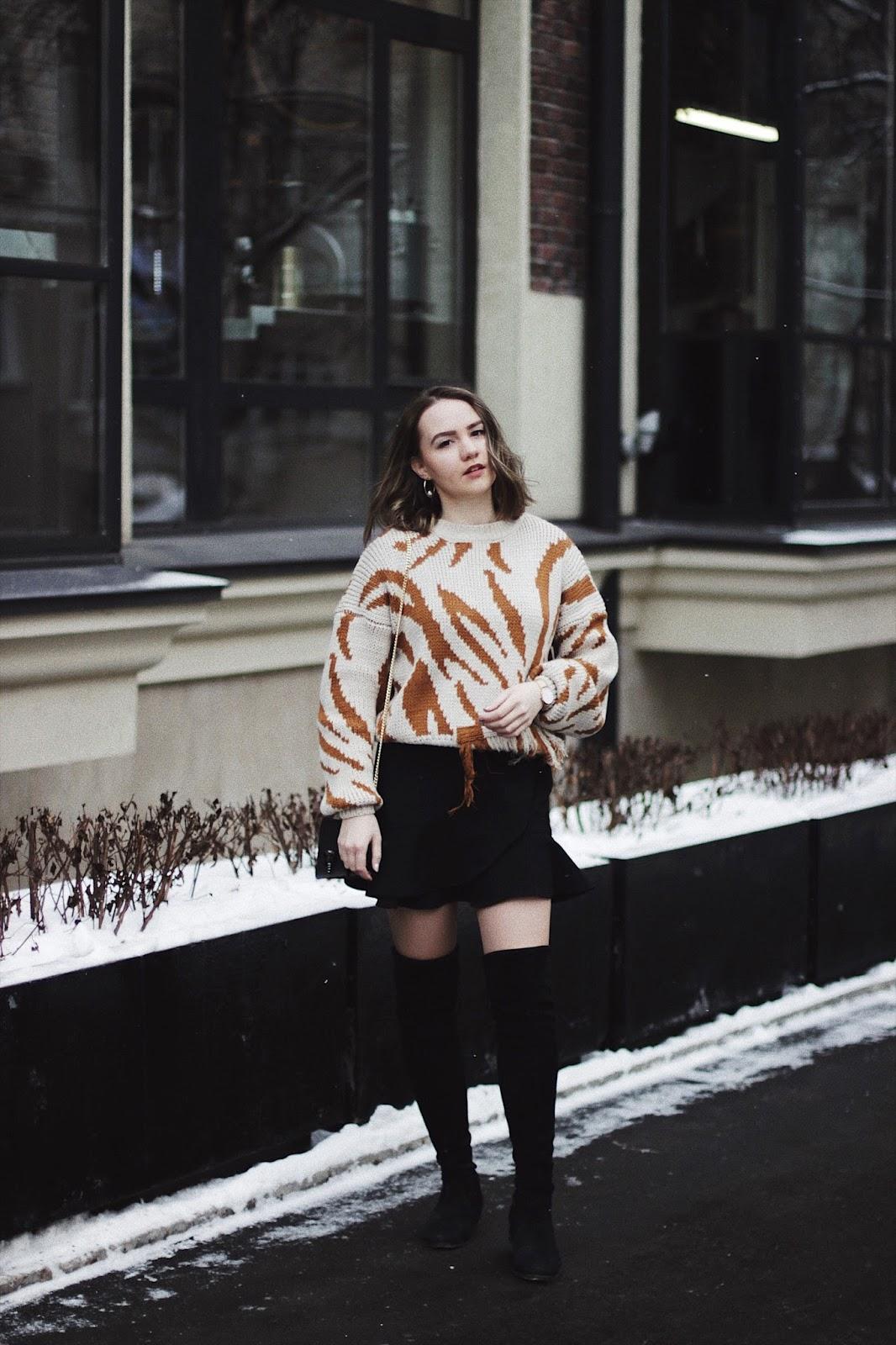 Alina Ermilova | Fashion Blogger | Winter Look