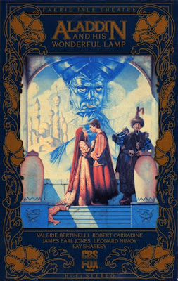 Fotos do Teatro dos Contos de Fada - Aladdin e a Lâmpada Maravilhosa Poster