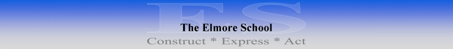 The Elmore School News and Announcements