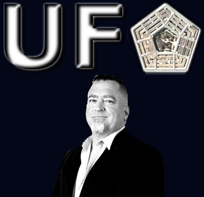Former Director of UFO or UAP research at the Pentagon, Luis Elizondo.