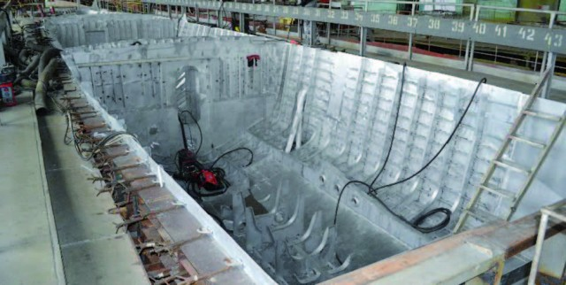 Корабель морської охорони проекту 58160 (шифр «Корал»)