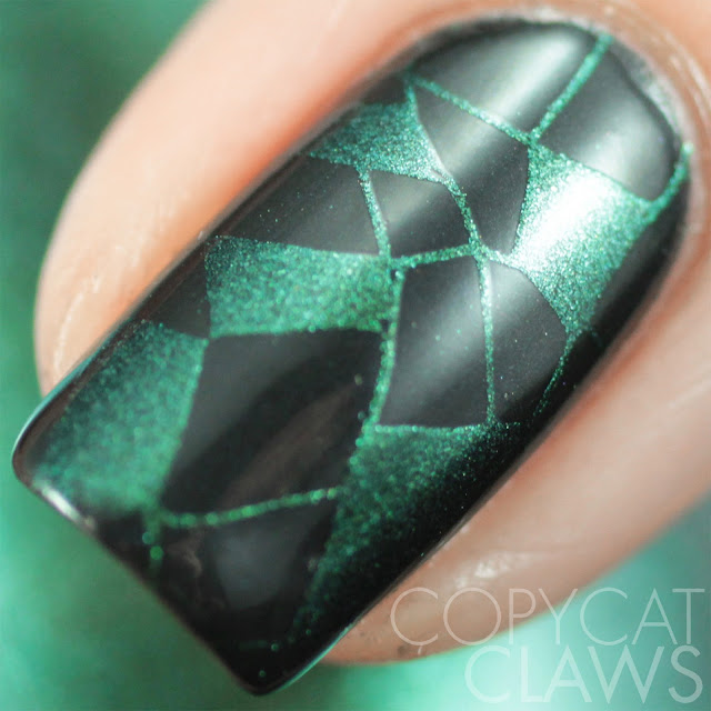 Moonflower Polish Sirena stamping polish