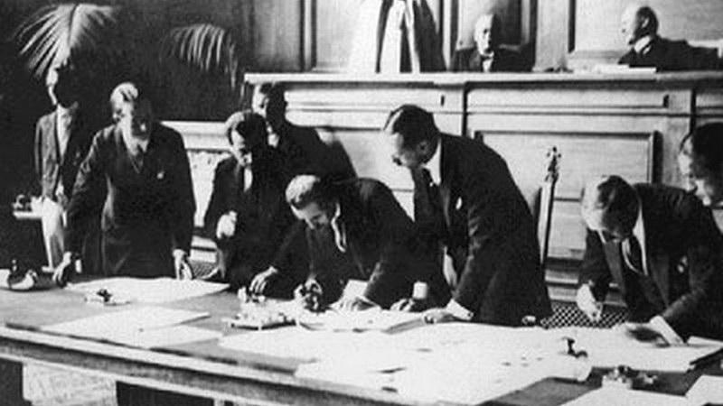 Τα γεγονότα του 1973 και η Συνθήκη της Λωζάνης