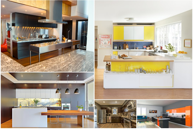 A Variety Of Modern Kitchens That Will Win Your Passion