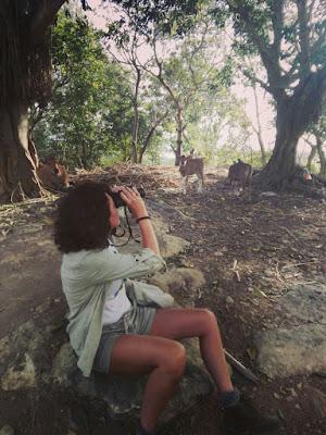 El respeto a la naturaleza es uno de los aprendizajes de nuestros viajes