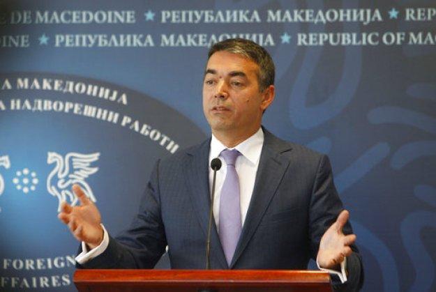 Ντιμιτρόφ: Θα εισέλθουμε στο ΝΑΤΟ ως «Μακεδόνες»