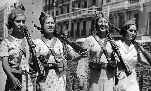 Mujeres en la Valencia capital de la República