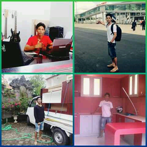 Dengan Tekat Kuat,  Andri Hendri Nugroho Lulusan SMP Bisa Jadi Arsitek!