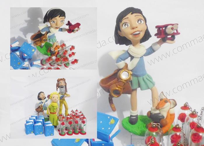 """💖💖Topo de Bolo -The Little Prince """"O filme"""" 💖💖"""