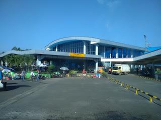 Pelabuhan bakauheni dan terminal bakauheni