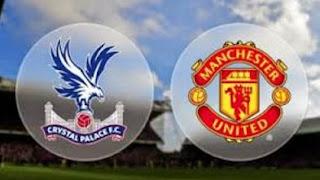 Jadwal Siaran Langsung Crystal Palace vs Manchester United