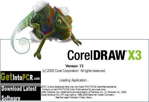 free download corel draw x3 portable
