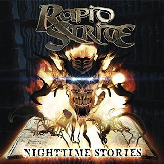 "Το βίντεο των Rapid Stride για το ""Death Flamenco"" από το album ""Nighttime Stories"""